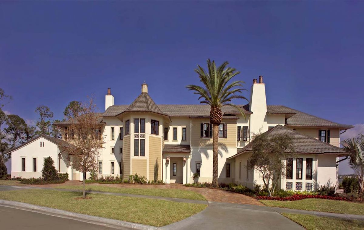 Custom home builder in central florida for more than 30 years for Designer homes of central florida
