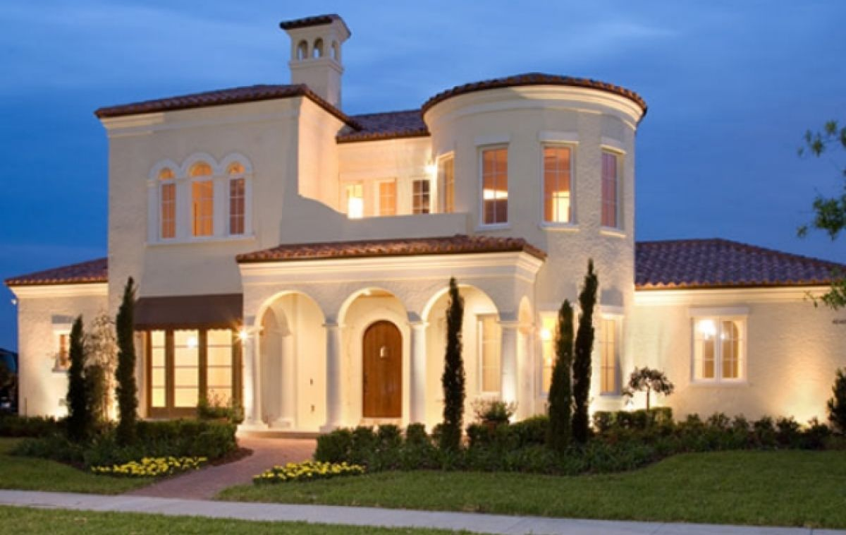 Custom homes orlando florida hannigan homes custom built for Custom built house